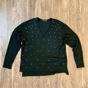 Women's Zara Diamond Sweater
